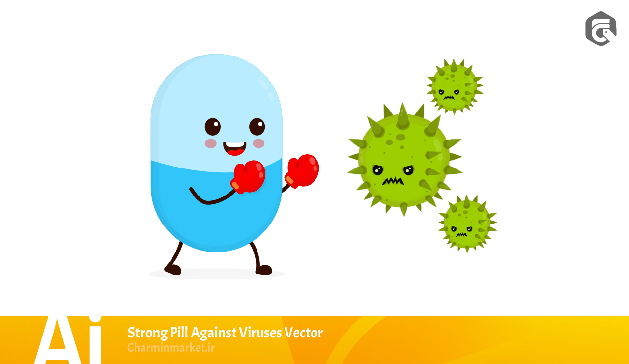 ۲۰۱۰ strong pill against visuses vector charminmarket